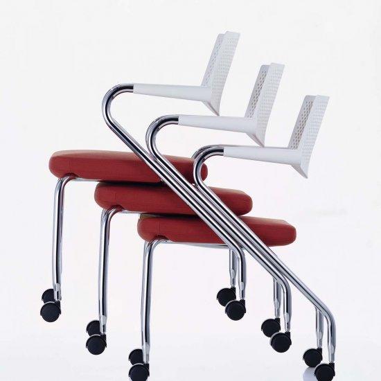 krzesło-konferencyjne-na-kółkach-vitra-visaroll-2-katowice-kraków