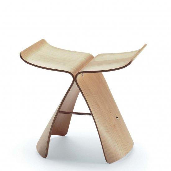 stolek-vitra-butterfly-stool