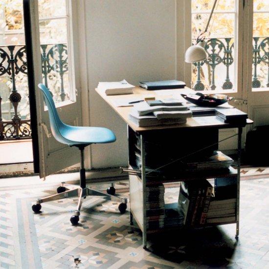 krzesło-obrotowe-vitra-eames-plastic-side-chairs-pscc-katowice-kraków