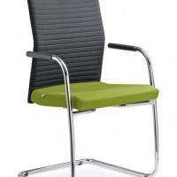 krzesło-biurowe-konferencyjne-ld-seating-element-katowice-kraków-granatowe